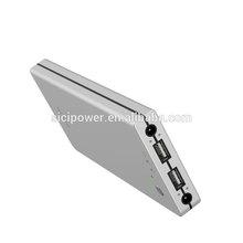 2014 latest design perfume 12000mah power bank /Laptop Power Bank 12000mAh with dual USB