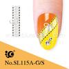 nail sticker wholesale swarovski rhinestones nail art
