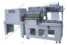 L bar sealer and pof film shrink wrapping machine(CE) from Shenzhen manufacturer