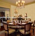 nuevo 2014 clásico papel pintado de diseño para la decoración del hogar
