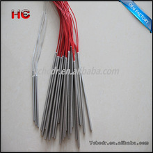 Air Heater Type and Electric Power Source 4mm diameeter tubular heating element