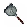 Animal carbon steel Frying Pan