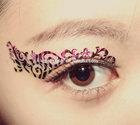 eye temporary tattoo