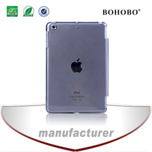 China supplier tablet polished PC case for Ipad mini 2,wholesale