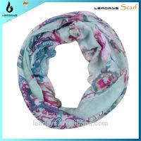 fashion paisley printed scarf real madrid