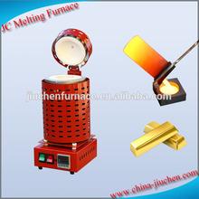 Mini Melting Furnace,Gold Melting Furnace,1kg 2kg 3kg 4kg Gold Melting Furnace