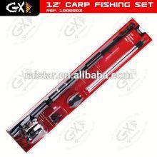 12'Carp fishing set & fishing cart & carp fishing