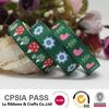 Wholesale custom printed grosgrain christmas ribbon for decor