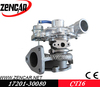 k18 material CT16 toyota hilux turbo diesel 17201-30080