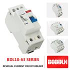 abb rccb BDL18-63 10KA residual current circuit breaker