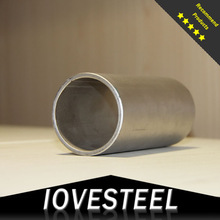 Iovesteel fire hose coupling welded steel pipe surface treatment mirror polish