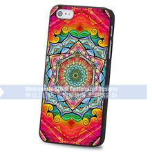 mandala flower styler phone case for iphone 5s 5c case for apple 5 phone case