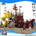 cantão hot venda de madeira ao ar livre das crianças equipamentos de playground