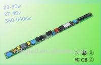 30w 50v 700ma led driver led tube light led tube driver with high efficiency