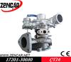 k18 material FTV-2KD toyota hilux turbo diesel 17201-30080