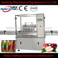 Nfgx- 30/500 automática vinagre apple líquido/apple cider/da beleza de enchimento líquido oral& máquinadetampar