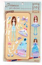 girls puffy dresses for kids