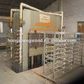 caliente hidráulica máquina de la prensa para las puertas