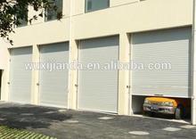 cheap china noisyproof aluminum slat roll up garage doors