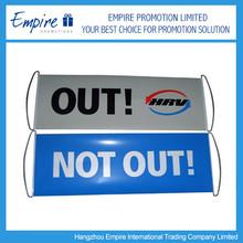 Fans Custom Pattern Portable Promotional Scrolling Banner