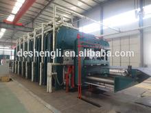 ISO CE Rubber Conveyor Belt Large Flat Vulcanizer