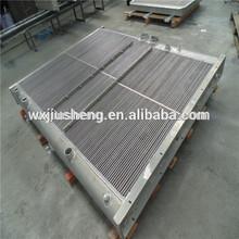 aluminum oil -air cooler for side vance compressor