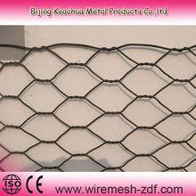 hexagonal aluminum mesh