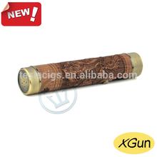 new ecig mod VXgun ecigarettes ariable voltage menchanical mod x.gun vv mod