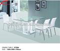 Muebles para el hogar de madera simples comedor sala de juegos/base de madera para mesa de comedor