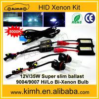 Wholesale slim ballast 12V 35W h7 xenon hid kit