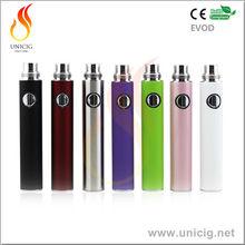 Very popular evod e cigarette battery