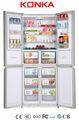 Bcd-436 mecânico congelador inferior multi- porta grande capacidade frigorífico com chave de luz ce rohs ccc