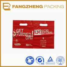 Custom retail luxury shopping bags plastic