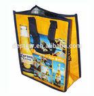 portable pp non woven polypropylene six pack budweiser beer can cooler bag manufacturer