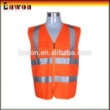 Fashion designer workwear reflective hunting fishing vest