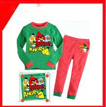 Christmas baby thermal underwear