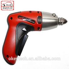 OkeyTech electric pick guns for KLOM Martin Pink electric pick guns lock pick set