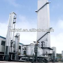 50Nm3/h liquid oxygen nitrogen tank filling plants