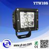 high quality motorcycle headlight led working light 24 volt led flood lights