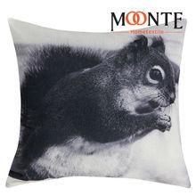latest design popular handmade Cute animal printed seat Cushion for children