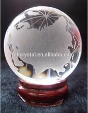 wholesale crystal basketball ball MH-Q0391