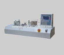 The tensile strength of paper horizontal testing machine