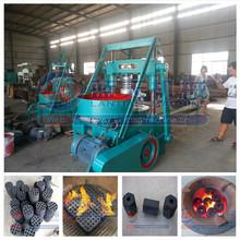 High yield good performance coal/charcoal briquettes making machine
