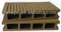 Material PVC y UV / AO / superficie Revestimiento cerámico Tratamiento Plastic Composite piso flotante