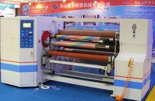 Auto Adhesive Tape Winding machine with counter (bopp,masking,paper tape converting machine