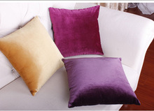 bulk human shaped and printed flocking sofa pillow