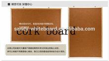 Soft wood board pins display board bulletin board