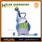 Zhejiang HELEN MINI hose reel set 10m/15m 4 pattern plastic spray gun
