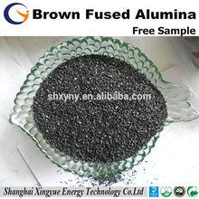 First grade 20-40 mesh brown fused aluminium oxide price