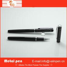 attractive banner pen / promotional office supplies/roller tip pen 0.7mm